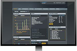 gamma horizon screen web portal